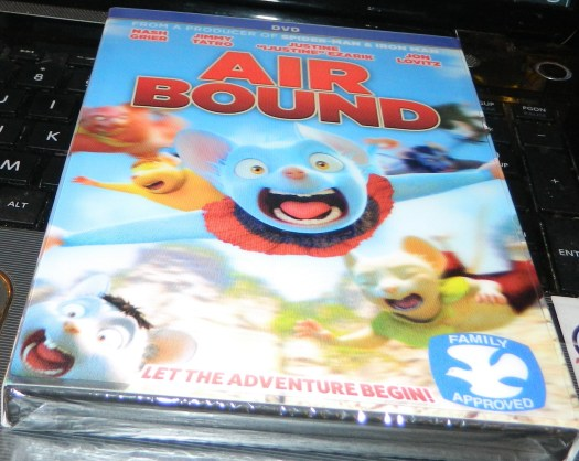 Air Bound DVD