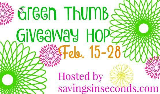 Green Thumb Giveaway Hop!
