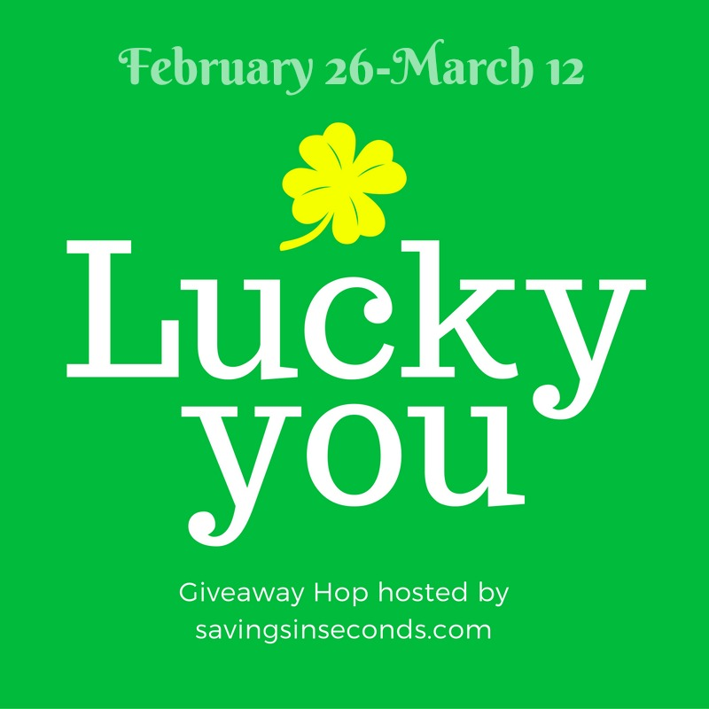 Lucky You Giveaway Hop!