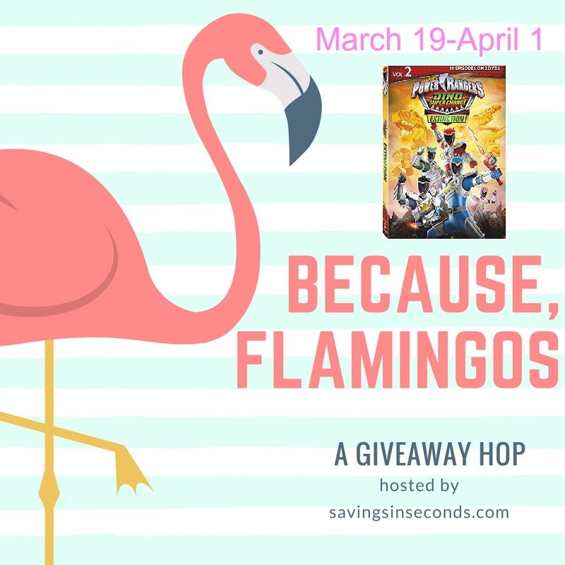 Because Flamingos Hop