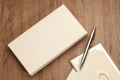 Blank notecards