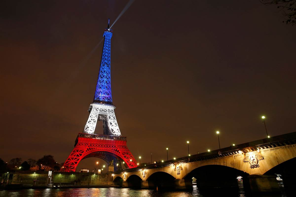 Speak We Are All Paris Because We Are All Human