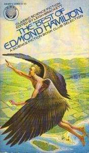 Cover Best of Edmond Hamilton