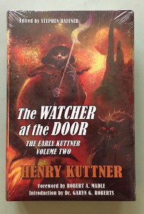 My copy of the Watcher at the Door