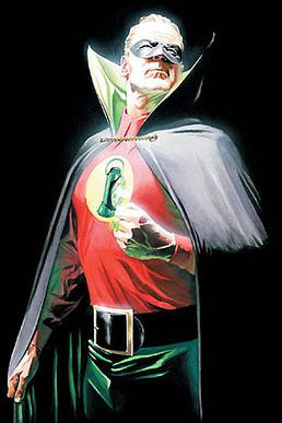 Green Lantern, Golden Age, Superhero, Alan Scott
