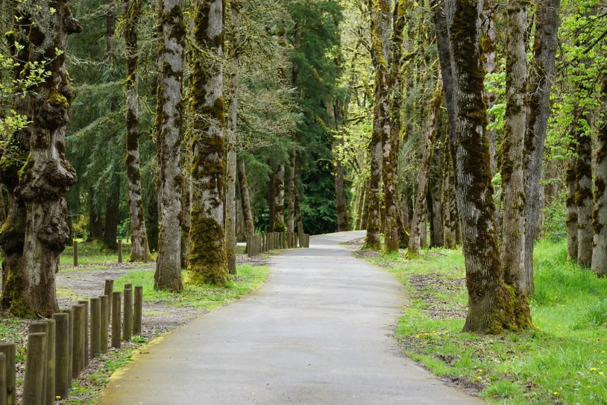 Fort Borst Park, Centralia, Washington