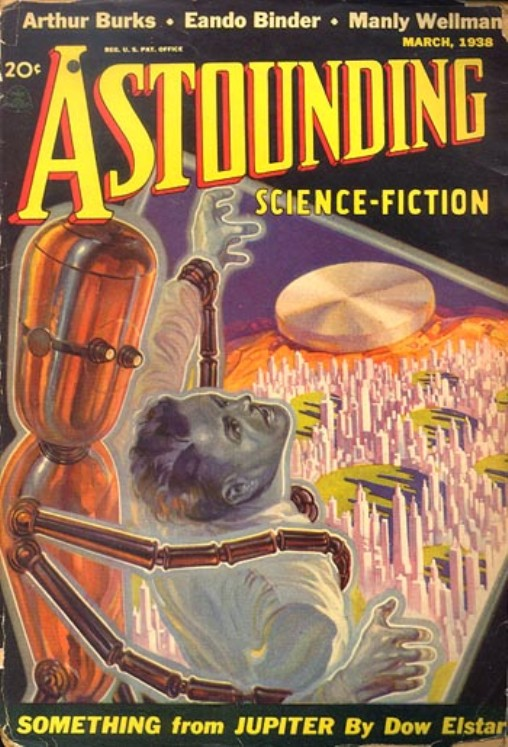 """Astounding Science-Fiction,"" March 1938"