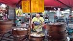 2 mini char siu bao and 1 ling nao tong bun cost me about a dollar.