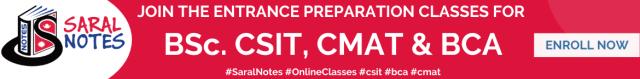 Online Entrance Class
