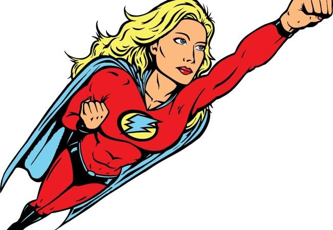 Mammakroppen er superkvinnekropp