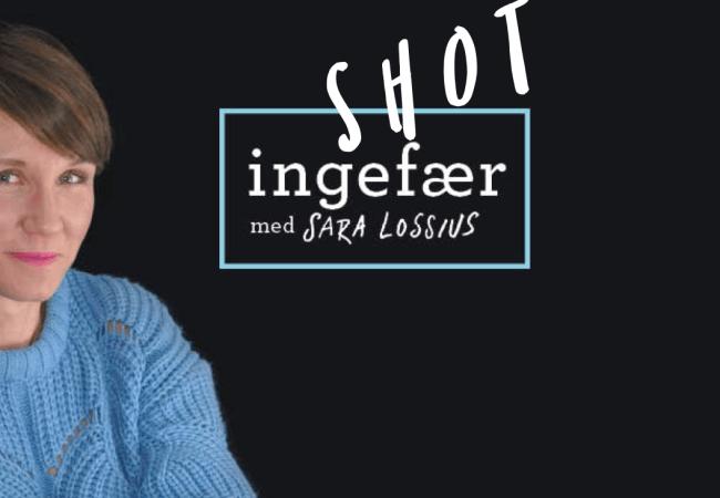 Ingefær Shot#2: Marthe Holien Bø om å være stolt av seg selv