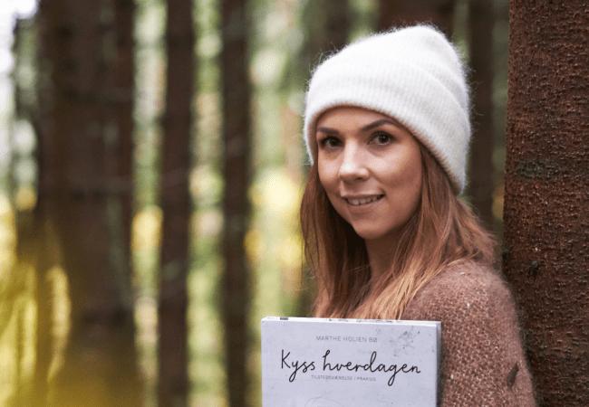 Ingefær episode 113: Kyss hverdagen med Marthe Holien Bø