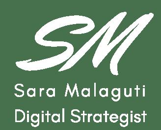 Logo trasparente Sara Malaguti