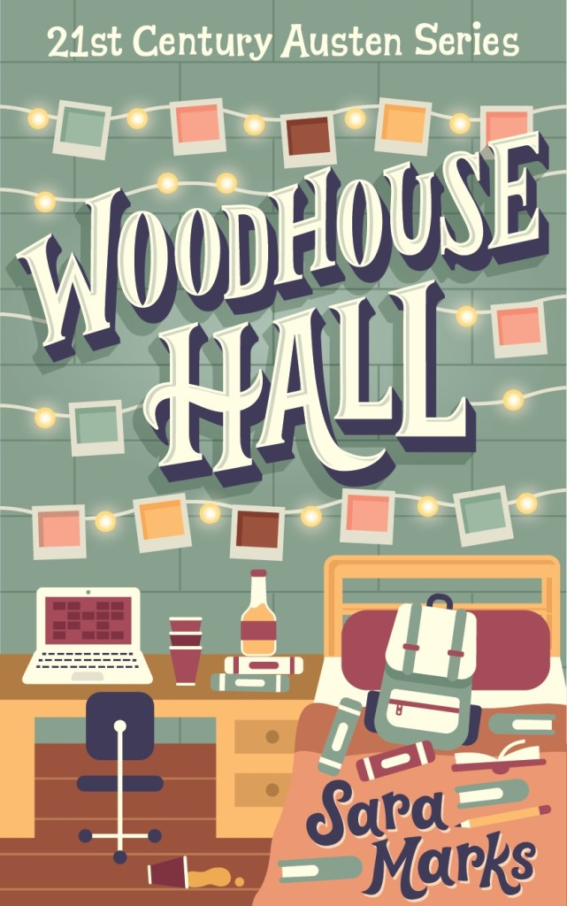 Woodhouse Hall cover