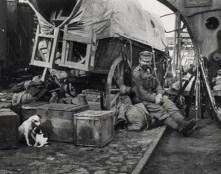 Braila, Rumania, 1918