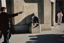 """Gus Powell, """"Monument"""" from the series Lunch Pictures 1999 - 200"""