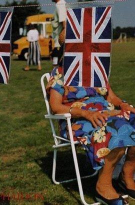 Martin Parr last think England