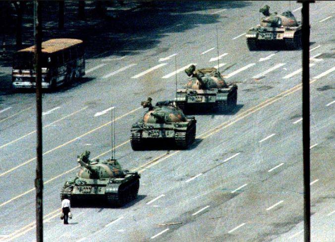 Arthur Tsang Hin Wah Tank Man