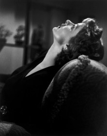 """USA. Hollywood. July-October, 1946. Ingrid Bergman in a dramatic scene from """"Arch of Triumph."""
