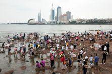 CHINA. Shandong Province. Qingdao. 2010.