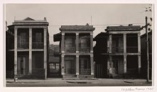 photography by mma, Digital File DP262024.tif retouched by film and media (hmg) 05_03_2013 Working Title/Artist: Walker Evans: New Orlean HousesDepartment: PhotographsCulture/Period/Location: HB/TOA Date Code: Working Date: