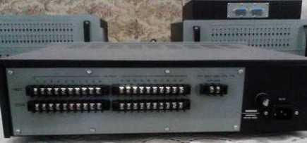 Digital Switch Selector Untuk Speaker Selector Sound Sentral Sekolah