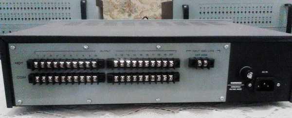 Speaker Selector 20CH