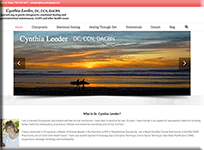 Cynthia Leeder - WordPress Websites and Training - Sara Ohara