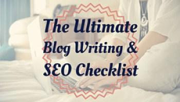 Blog SEO | WordPress Websites and Training - Sara Ohara