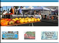 Serra Mesa Community Council - WordPress Websites and Training - Sara Ohara