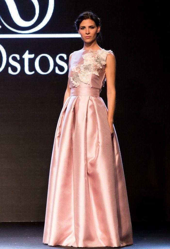 La invitada perfecta se viste de rosa cuarzo - Diseñadora Sara Ostos