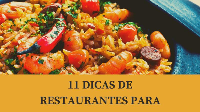 11 Dicas de Restaurantes para conhecer em Campinas/SP