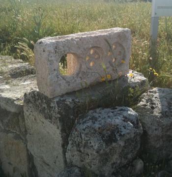 Antik Su Dağıtma Aparatı