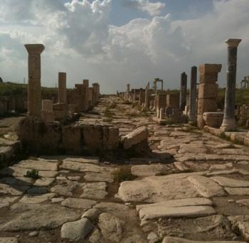 Suriye Caddesi, Laodikeia