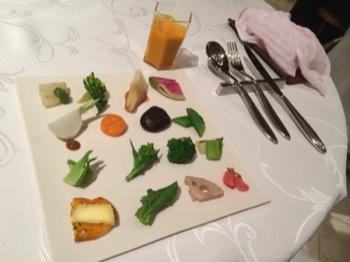 Miho Müzesi Yemek