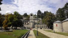Cetinje, Tanrıdoğuran'ın Doğumu Manastırı.