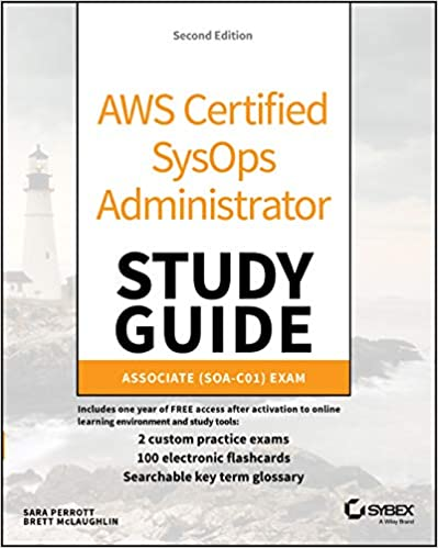 Cover image of SysOps Administrator Study Guide