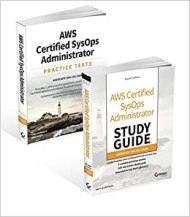 Picture of both AWS SysOps books
