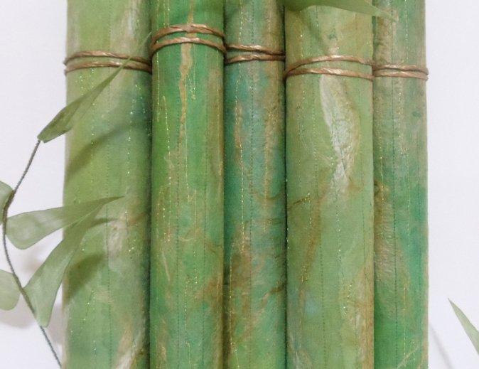 Sara Quail bamboo textile