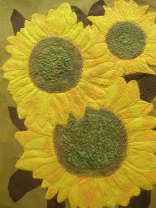 free machine embroidery applique