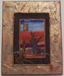 30 Elaine Harrold_Red Desert