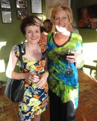 Sara and Mary-Ann