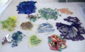 embellishments with glue