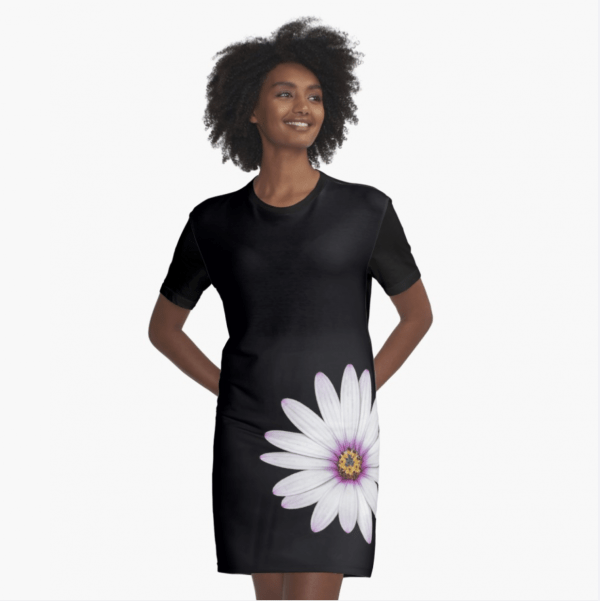 African Daisy Dress