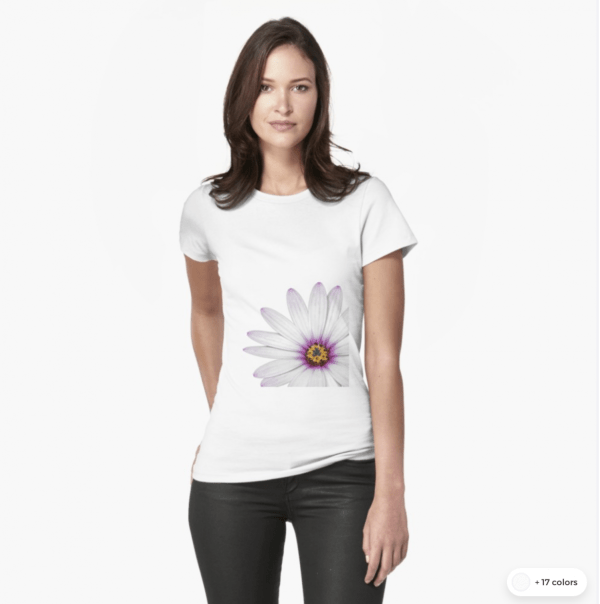 African Daisy T-shirts