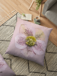New! Hellebores flower products - Hellebores flower Cushions - floor cushion