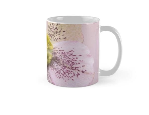 Hellebores Flower mugs