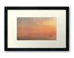 Buy Dubrovnik sunset art - photographic print