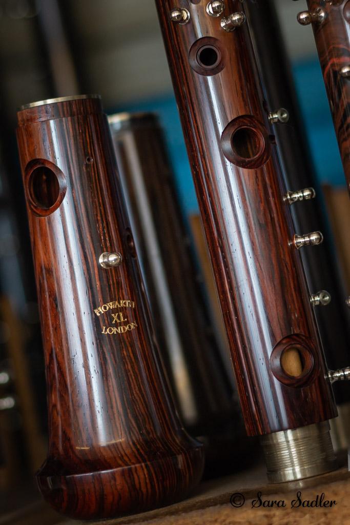 Polished oboe