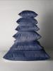 Christmas Reindeer Cushions - stack